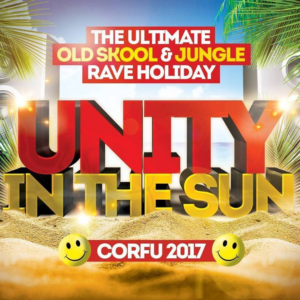 RAINDANCE - THE ULTIMATE OLD SKOOL & JUNGLE RAVE HOLIDAY