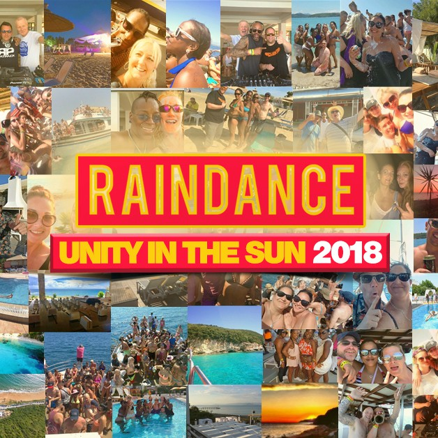 Raindance at Unity in the Sun 2018